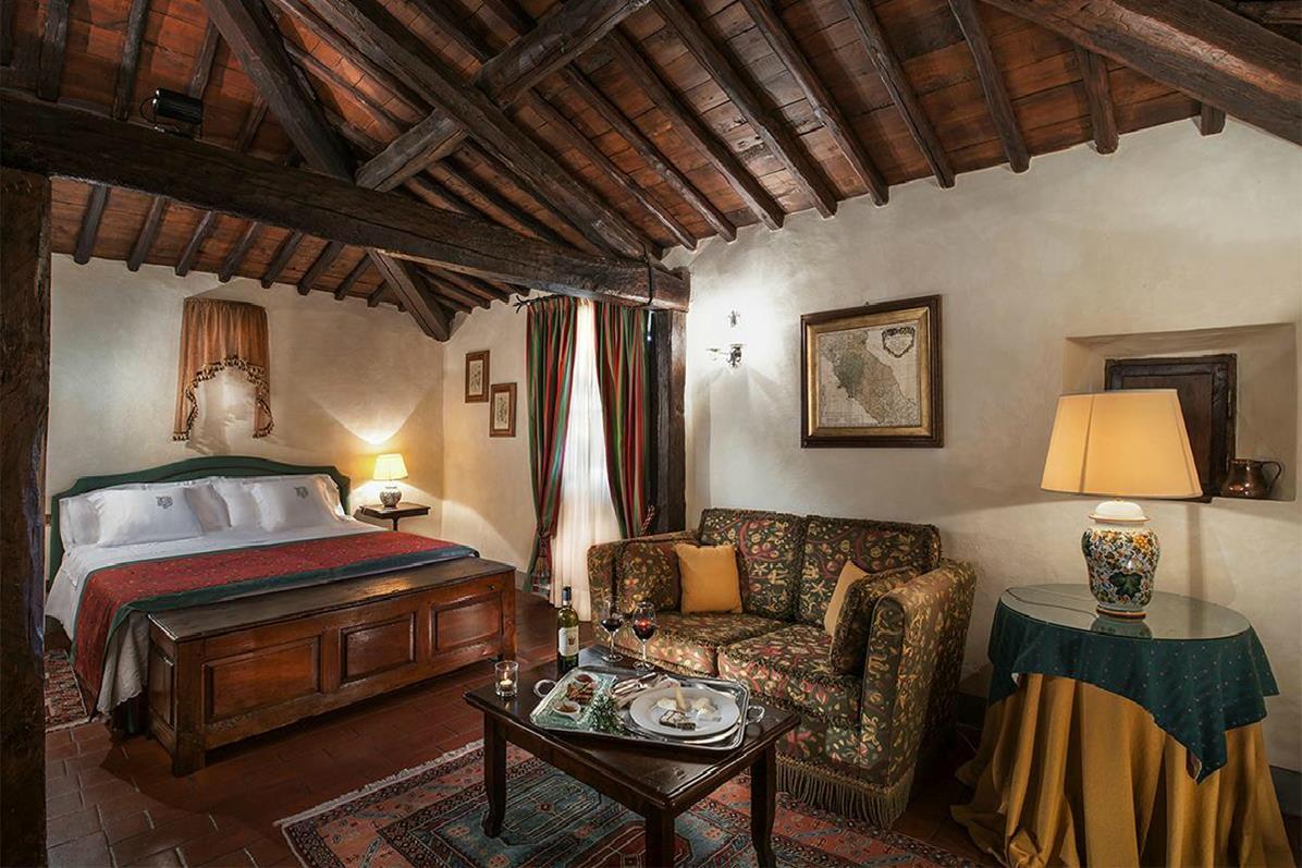 Castello di Spaltenna – Junior Suite