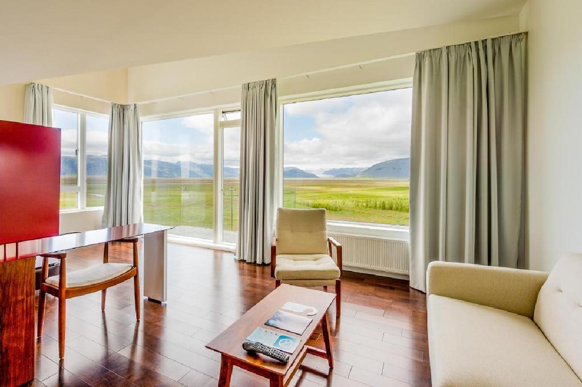 Fosshotel Vatnajokull – Apartament typu Suite