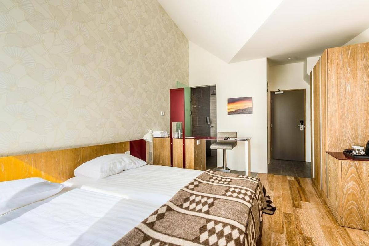 Fosshotel Vatnajokull – Pokój typu Deluxe