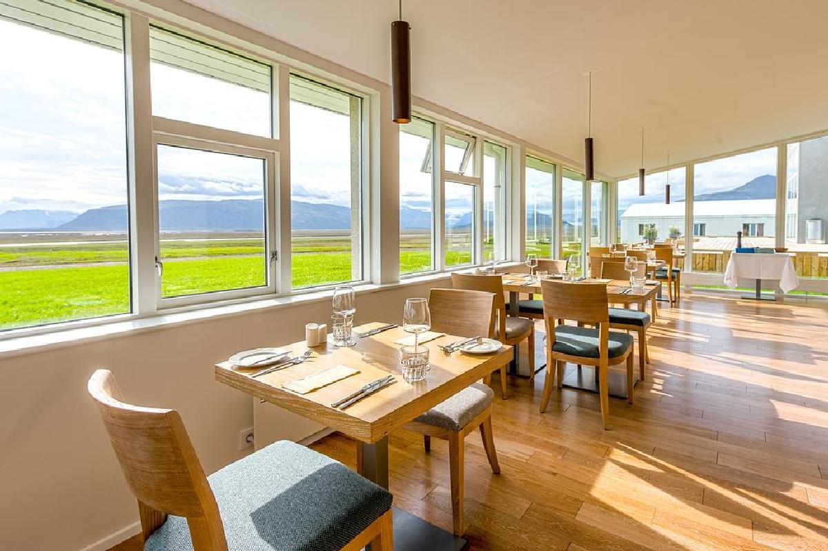 Fosshotel Vatnajokull – Restauracja
