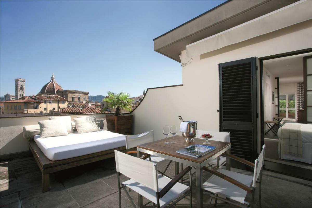 Gallery Hotel Art – Penthouse Palazzo Vecchio