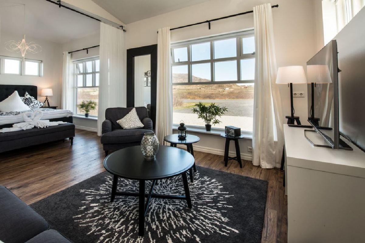 Grimsborgir – Apartament typu Suite