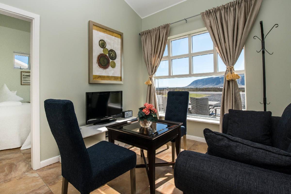 Grimsborgir – Apartament z dwiema sypialniami