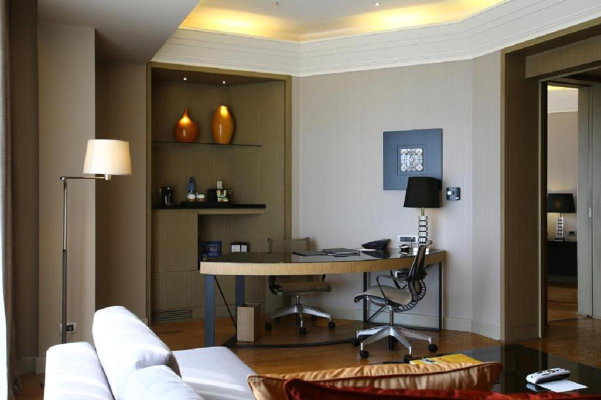 Hilton Lima Miraflores – Apartament typu Executive Suite
