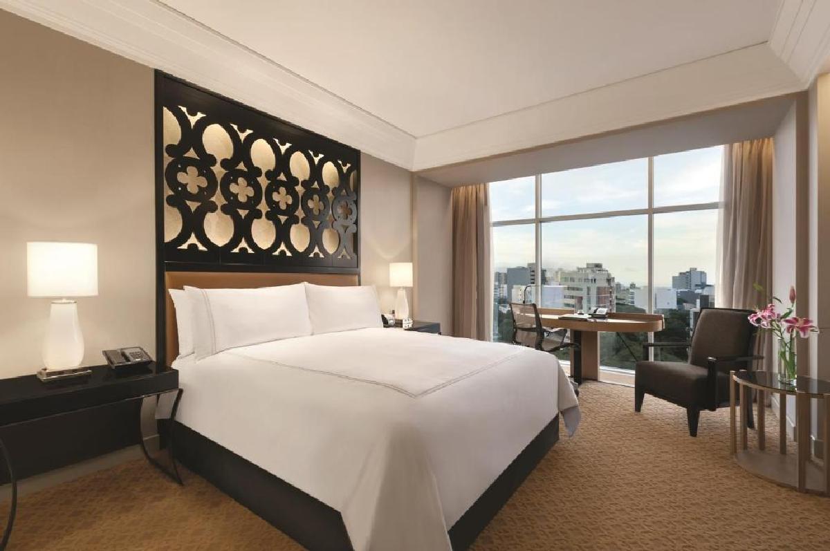 Hilton Lima Miraflores – Pokój typu Deluxe