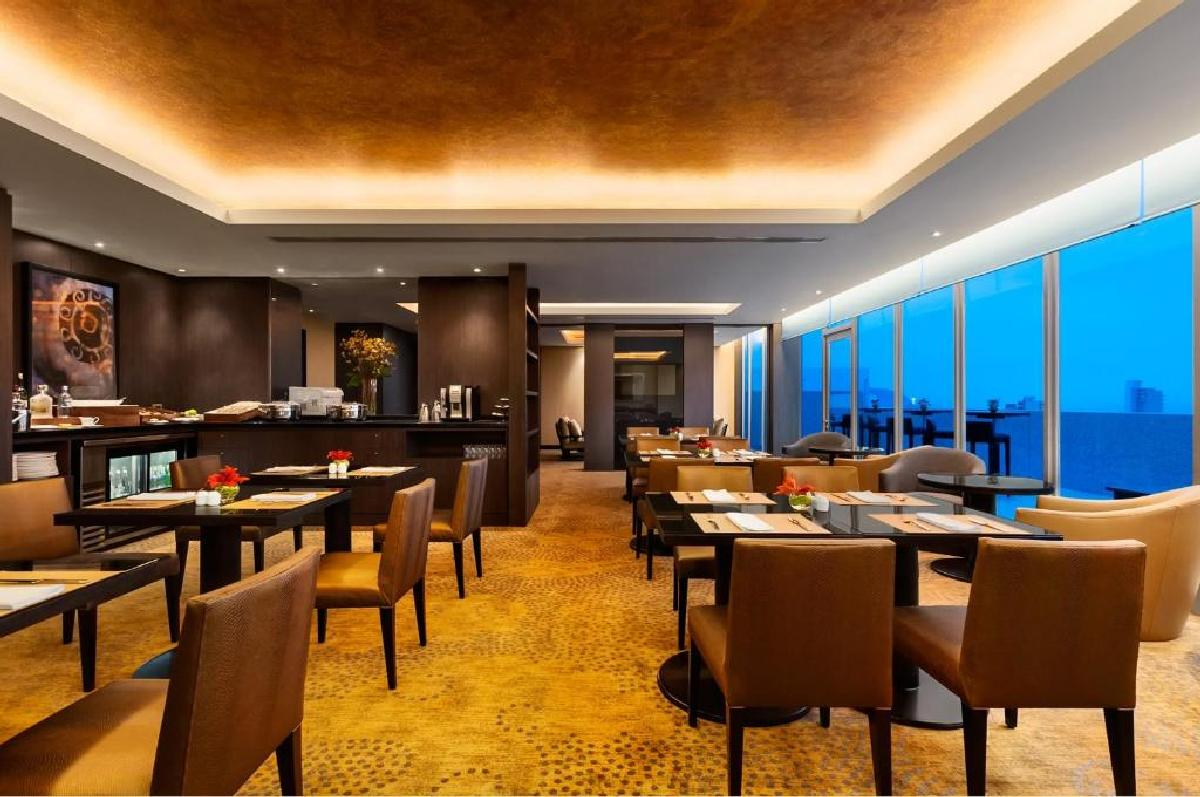 Hilton Lima Miraflores – Restauracja