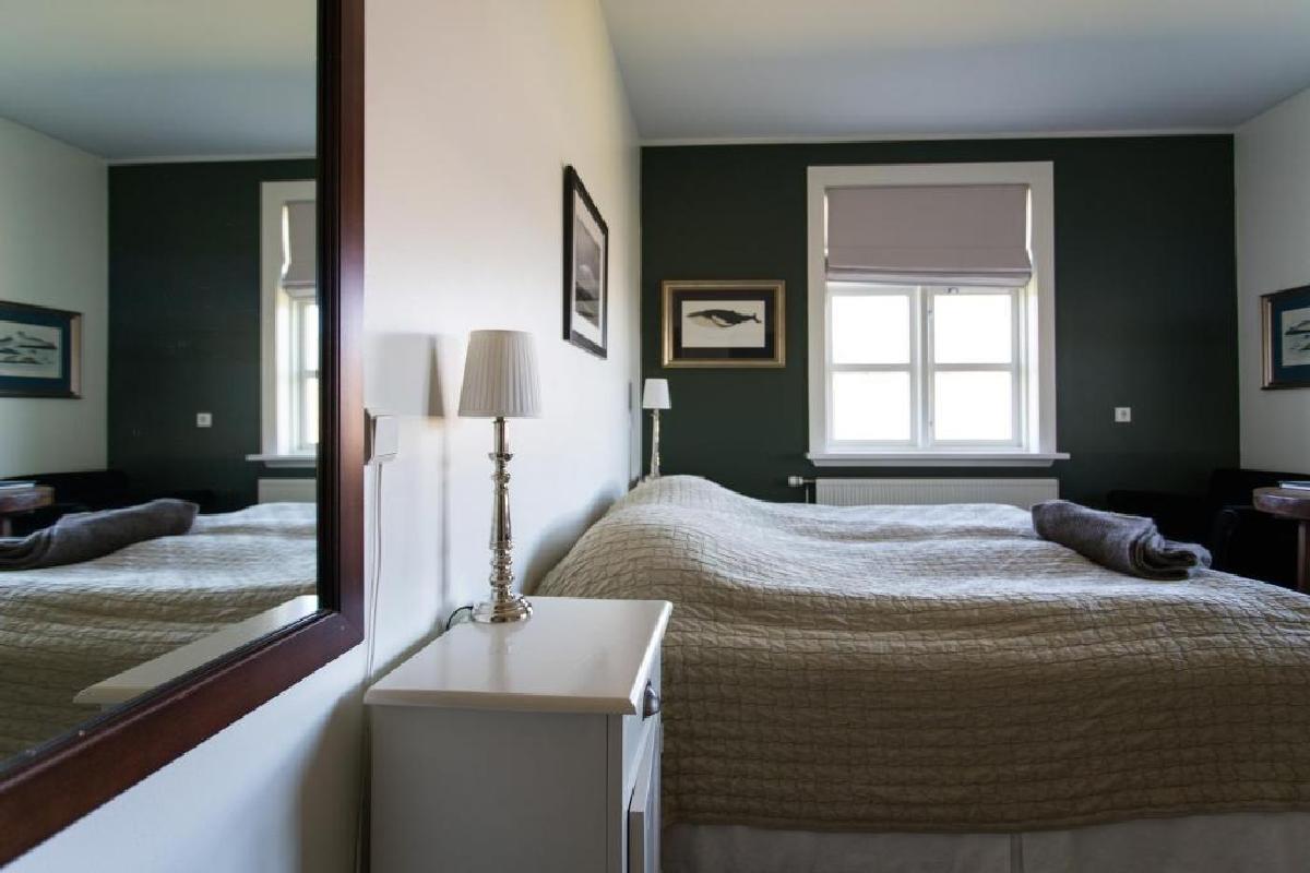 Hotel Budir – Pokój typu Deluxe