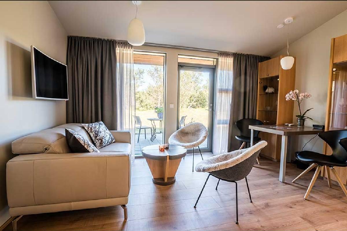 Husafell – Apartament typu Suite