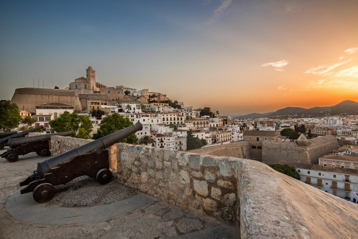 Ibiza – Castell d'Eivissa