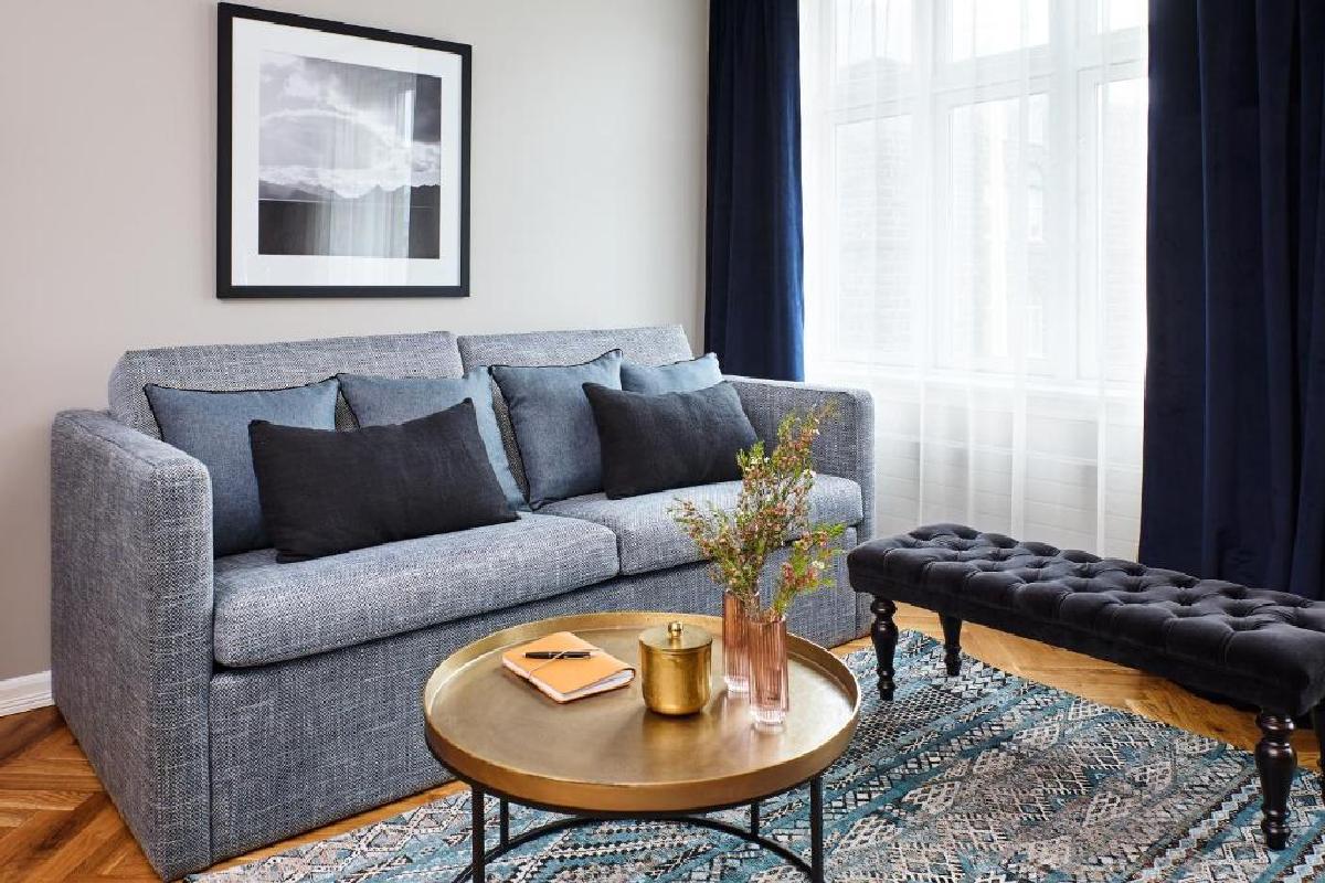 Kvosin Downtown Hotel – Apartament Social