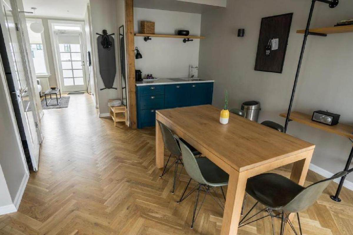 Kvosin Downtown Hotel – Apartament typu Executive Suite