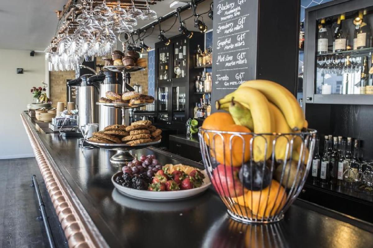 Kvosin Downtown Hotel – Bar