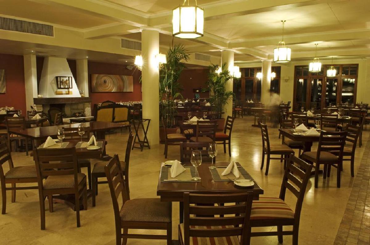 La Hacienda Bahia – Restauracja