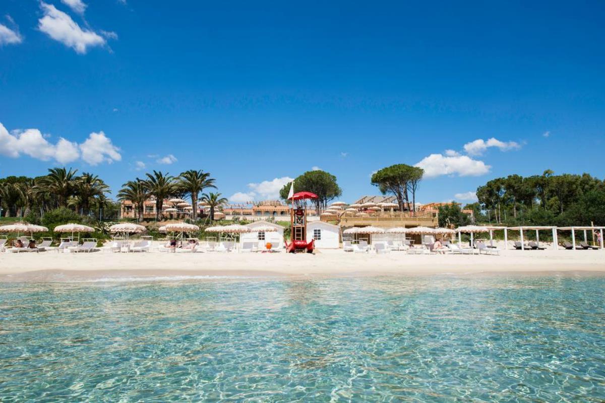 La Villa del Re – Plaża