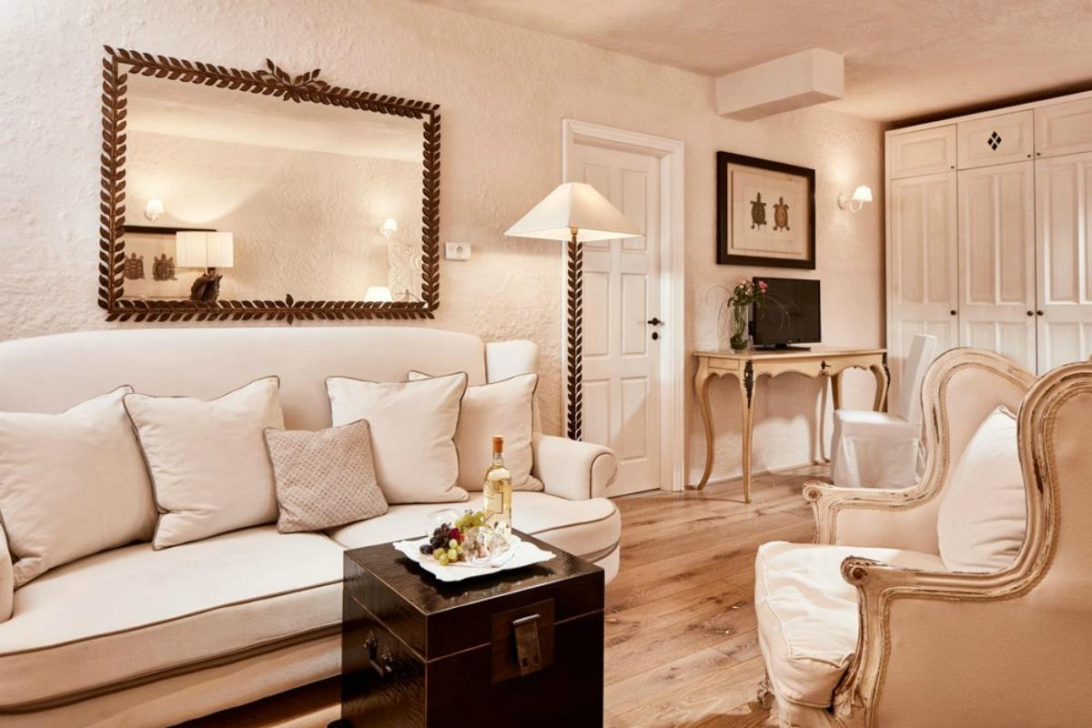 La Villa del Re – Junior Suite Seafront