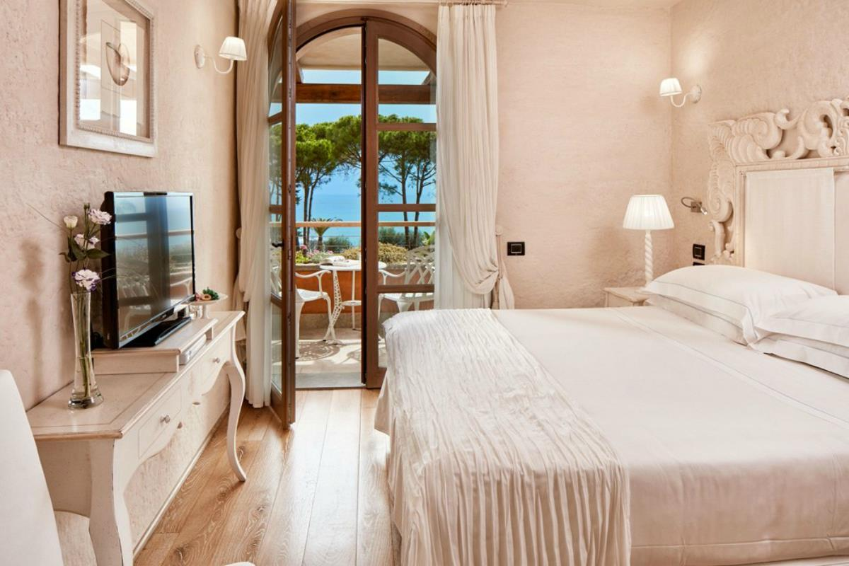 La Villa del Re – Superior Room Seafront