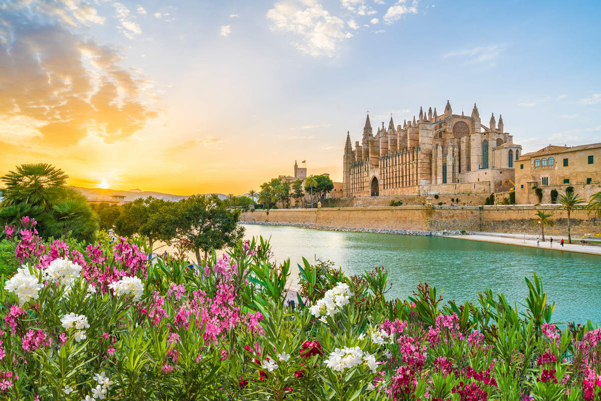 Majorka – Katedra La Seu, Palma de Mallorca