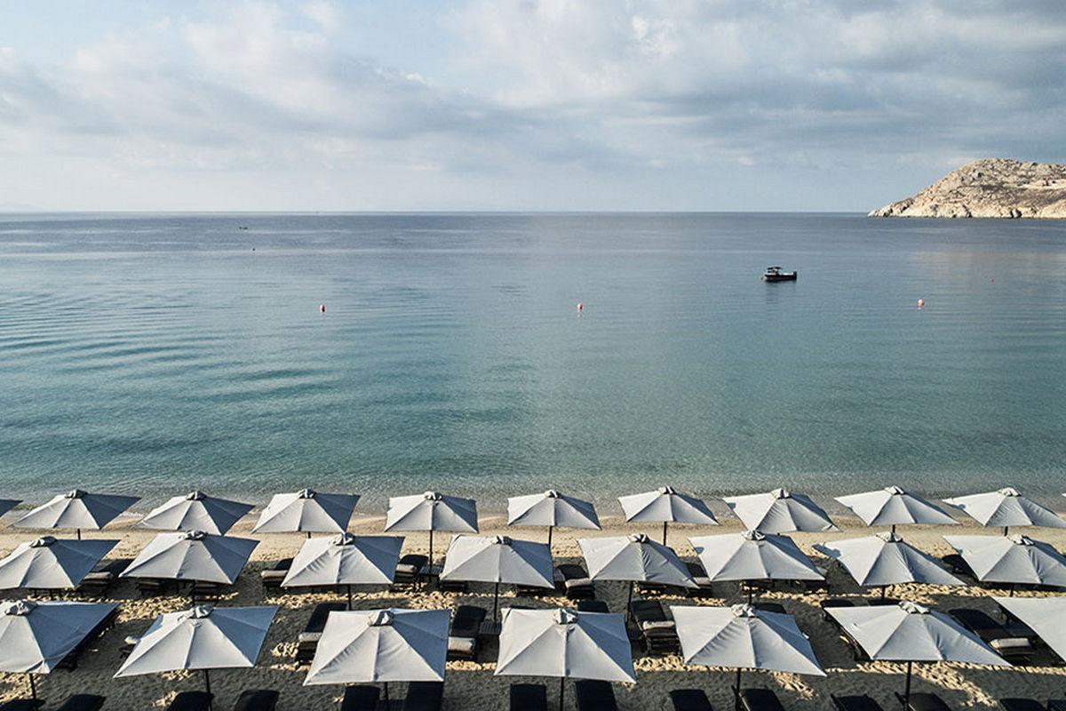 Myconian Utopia – Plaża