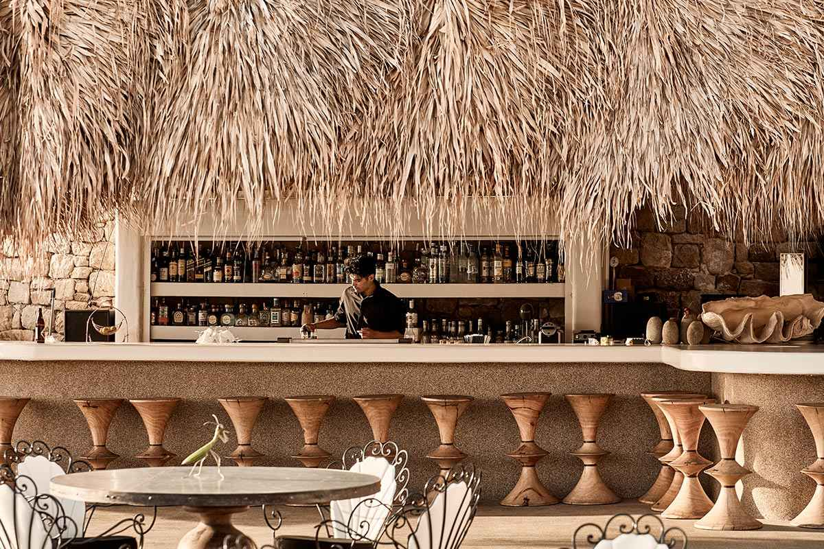 Myconian Villa Collection – Bar
