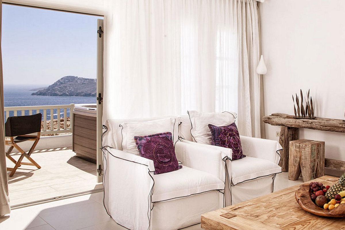 Myconian Villa Collection – Elegant Suite