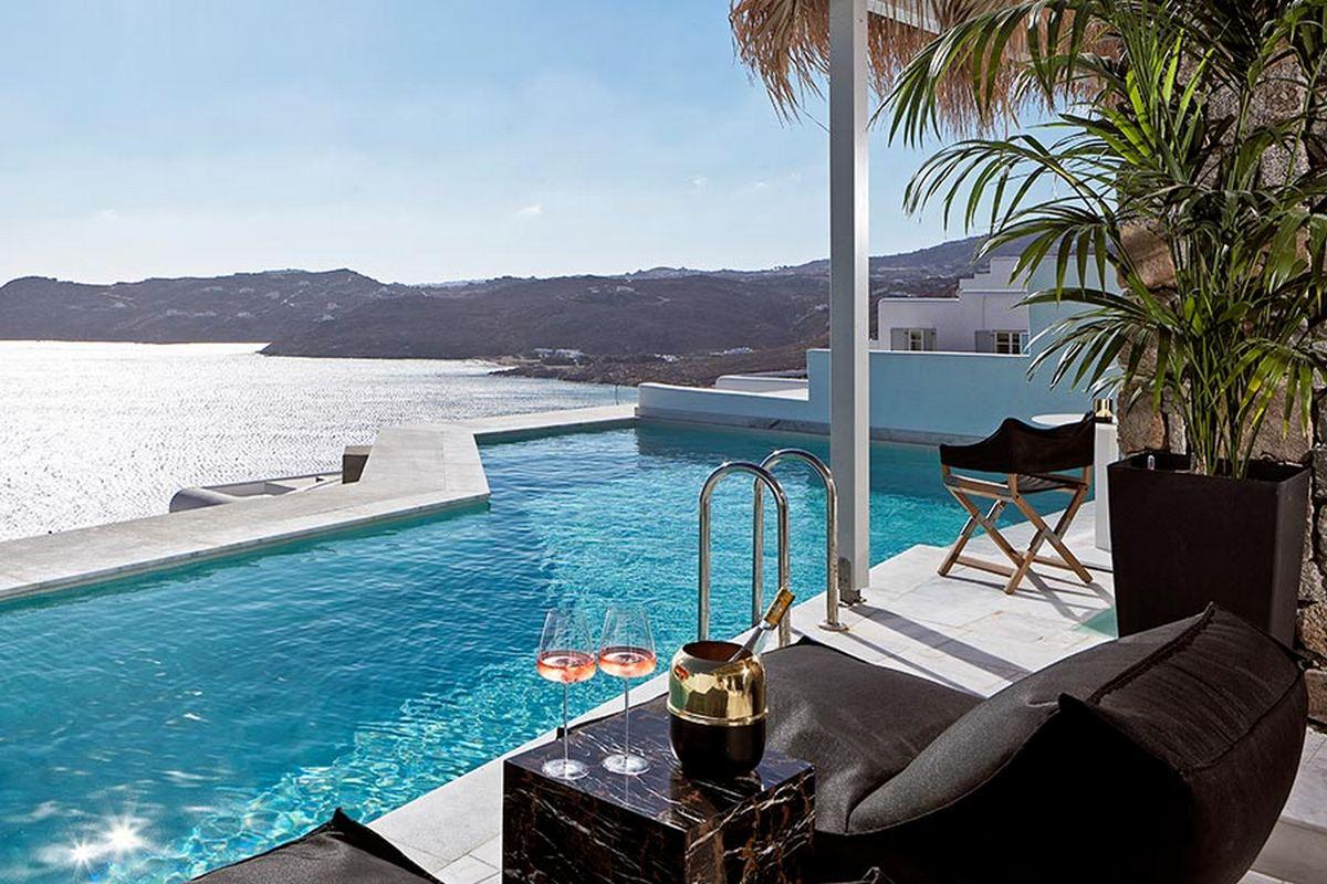Myconian Villa Collection – Elegant Villa with Private Pool