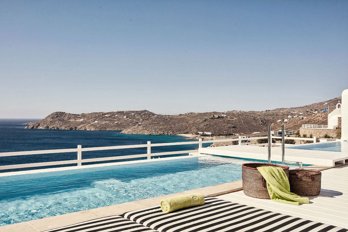 Myconian Villa Collection – Exclusive Villa with Private Pool