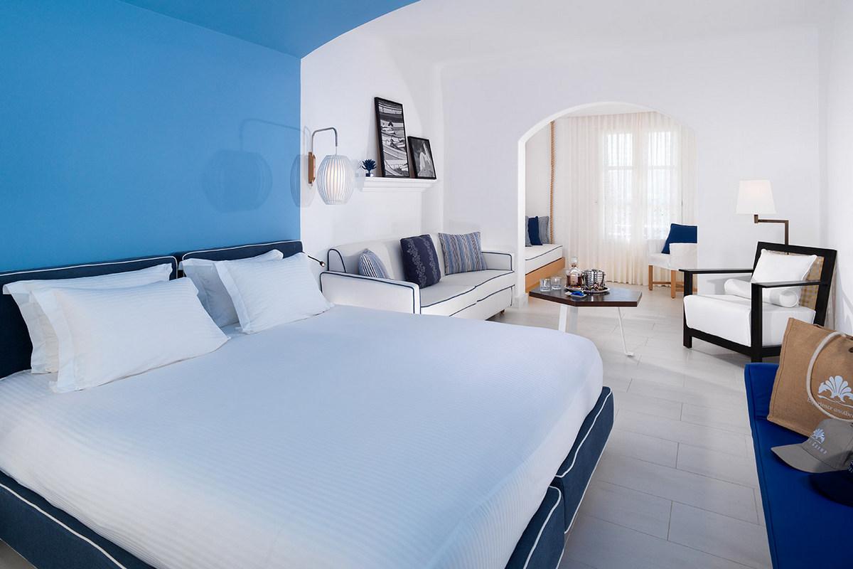Mykonos Grand – Premium Garden View Room
