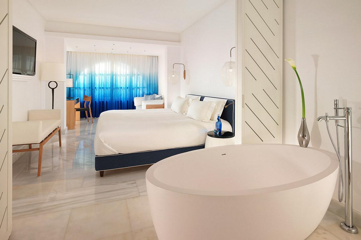 Mykonos Grand – Suite Sea View Private Pool Room