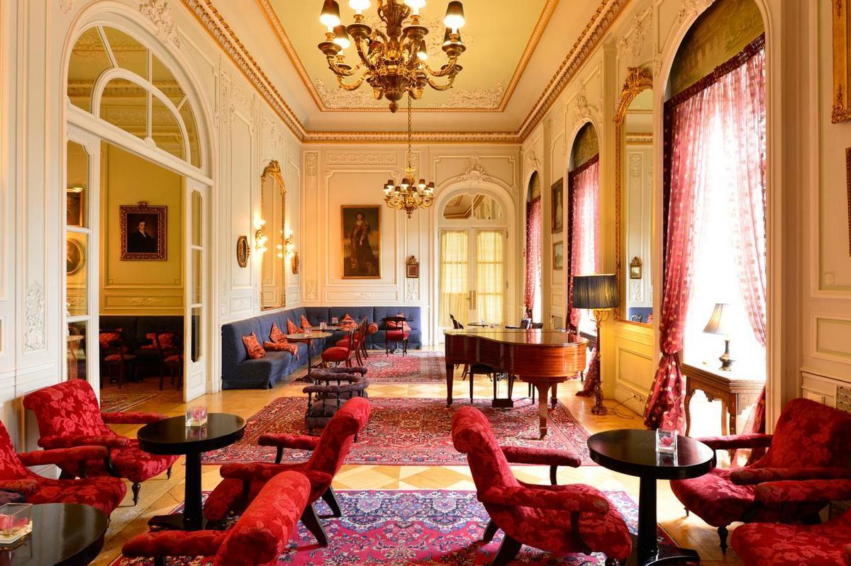 Pestana Palace Lisboa – Lobby