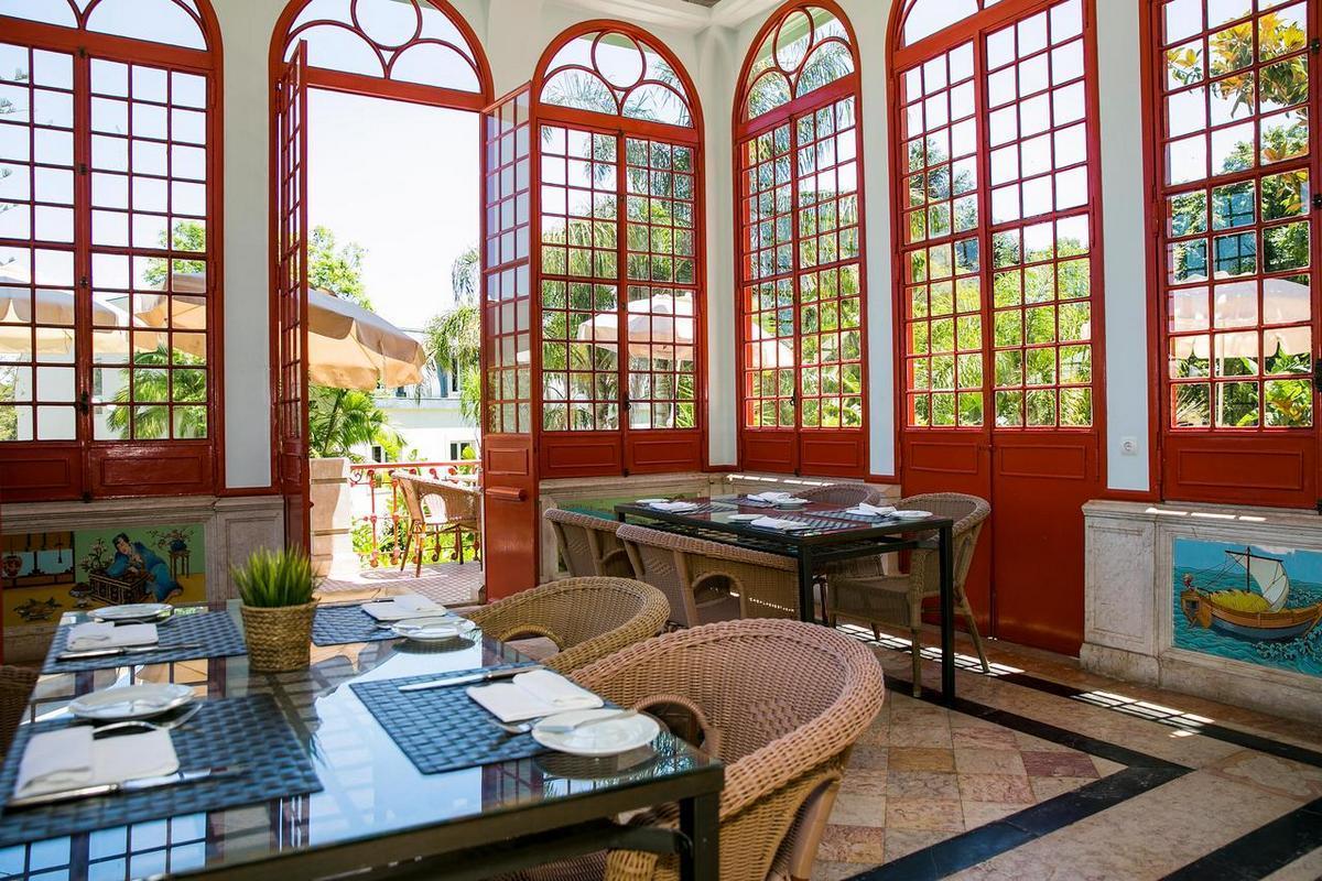 Pestana Palace Lisboa – Restauracja