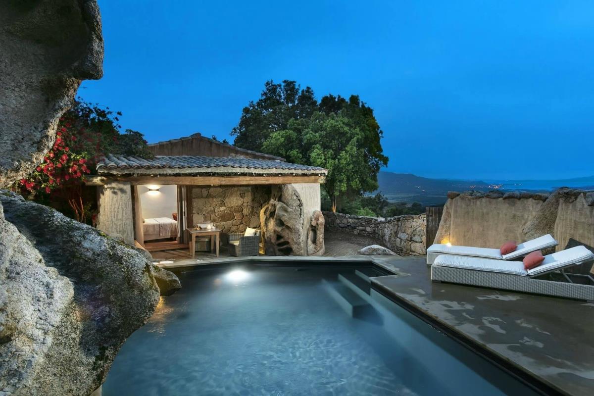 Petra Segreta – Jr Suite with Pool