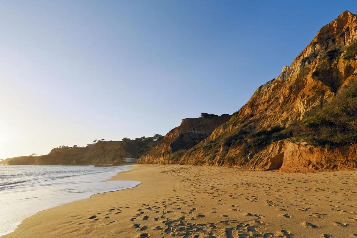 Pine Cliffs Hotel – Plaża