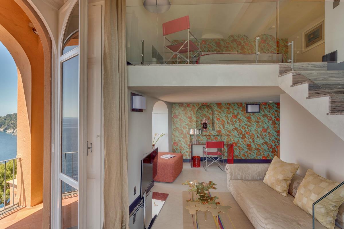 Punta Tragara – Junior Suite