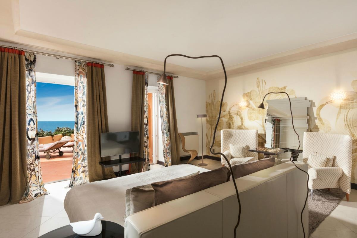 Punta Tragara – Suite Faraglioni