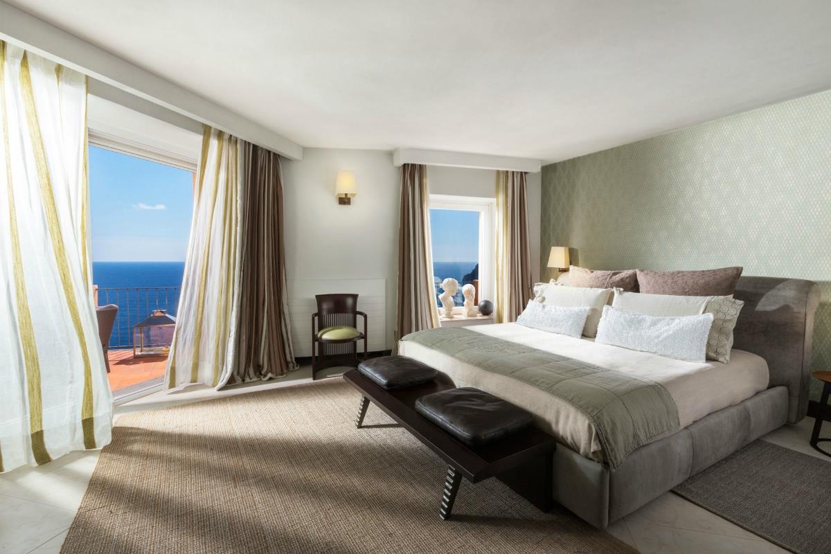 Punta Tragara – Suite Monacone