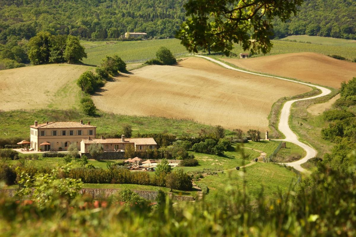 Rosewood Castiglion del Bosco – Villa Casa del Fiume