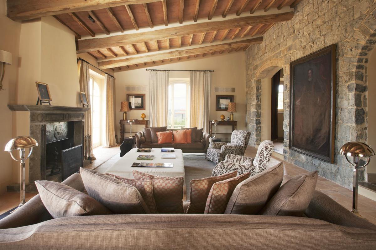 Rosewood Castiglion del Bosco – Villa Sant'Anna