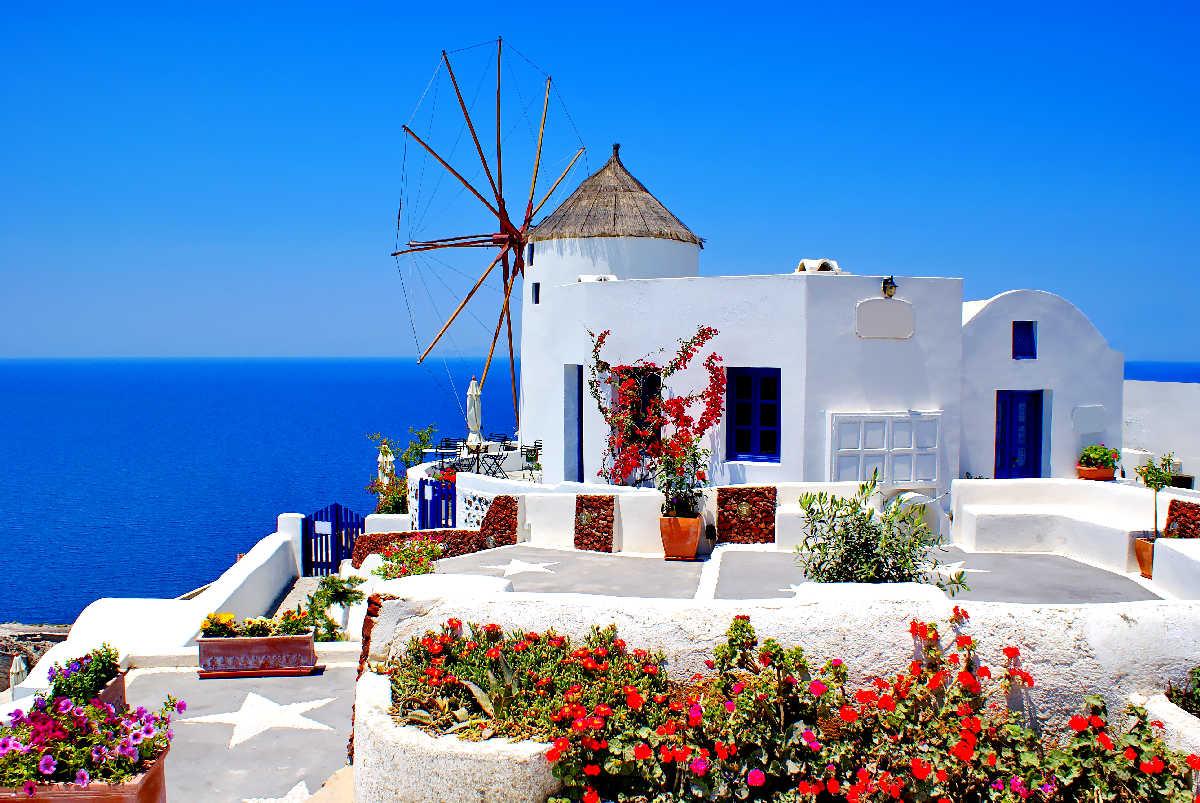 Santorini – Oia