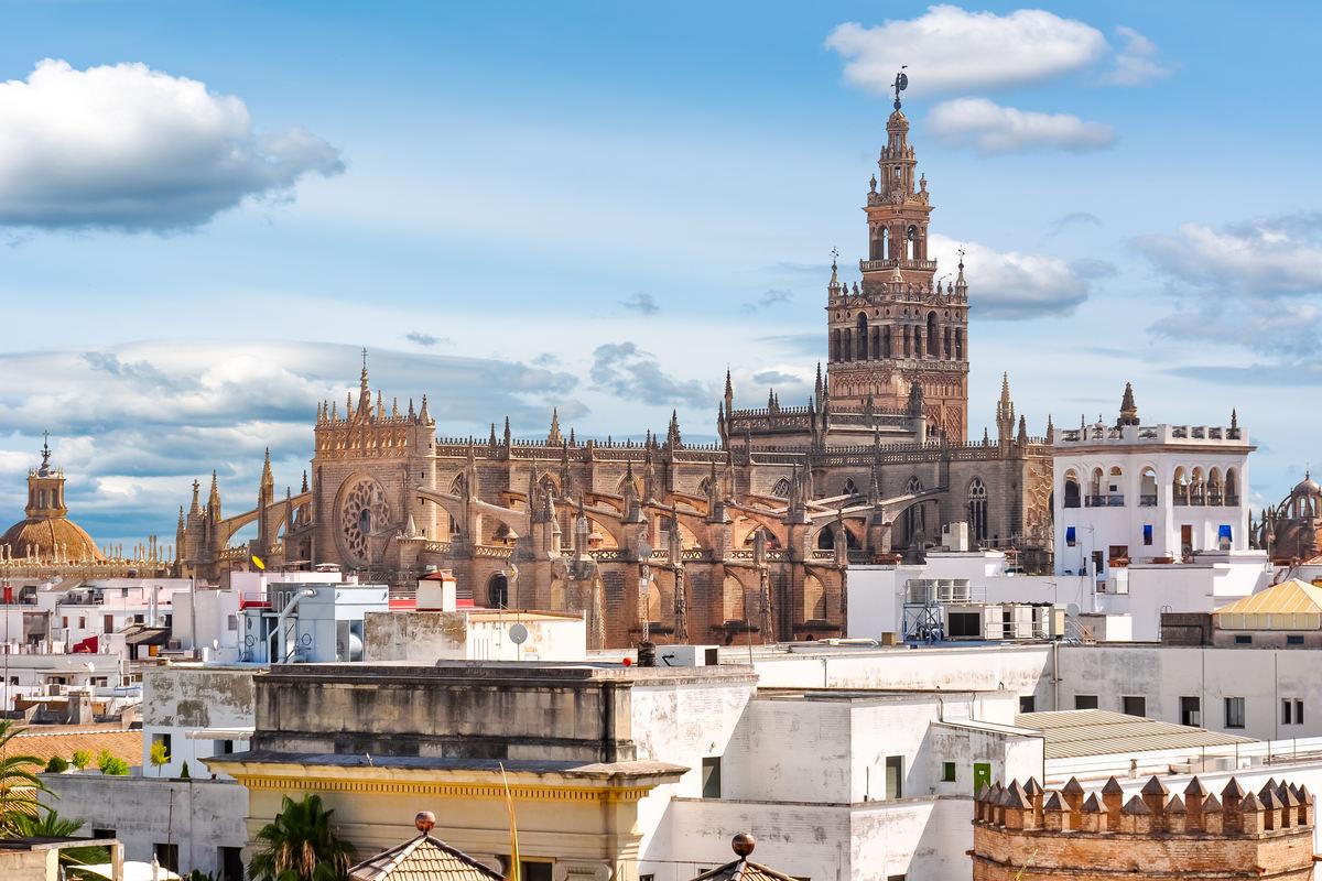 Sewilla – Catedral de Santa Maria de la Sede de Sevilla