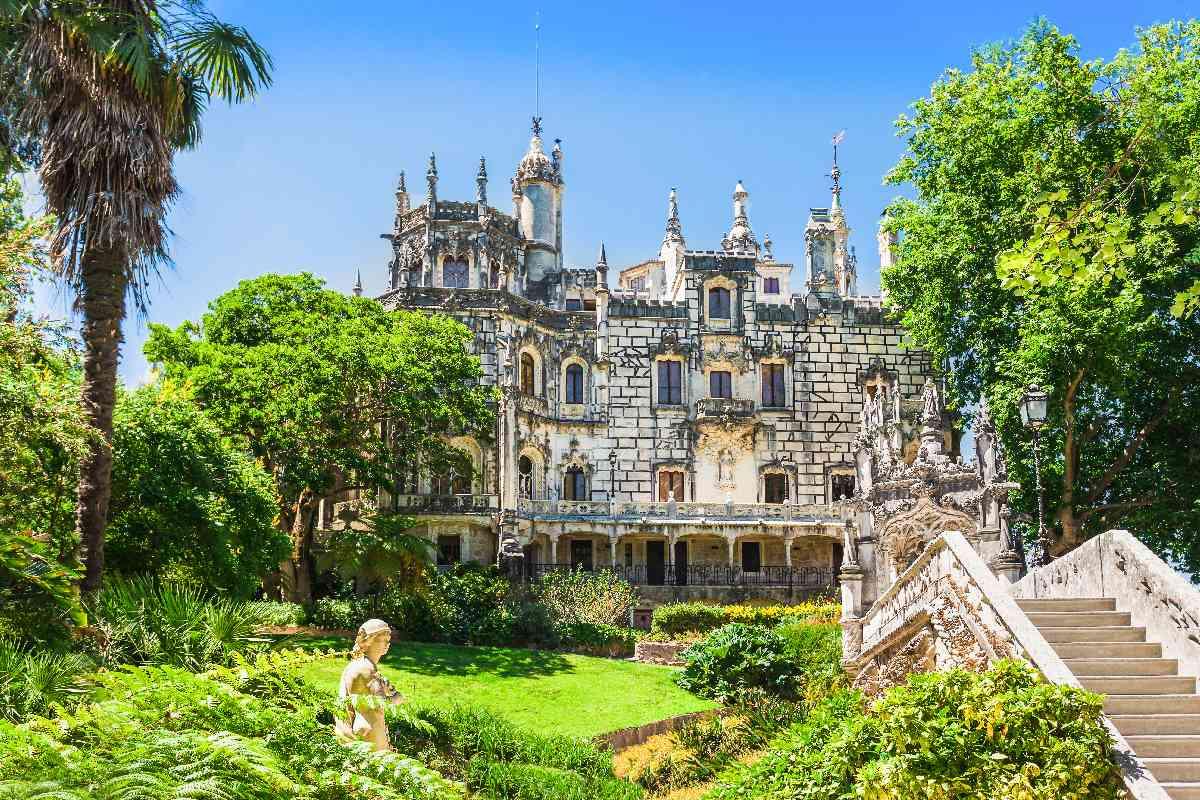 Sintra – Pałac Regaleira