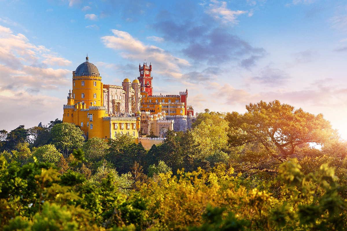 Sintra – Park Narodowy Sintra-Cascais