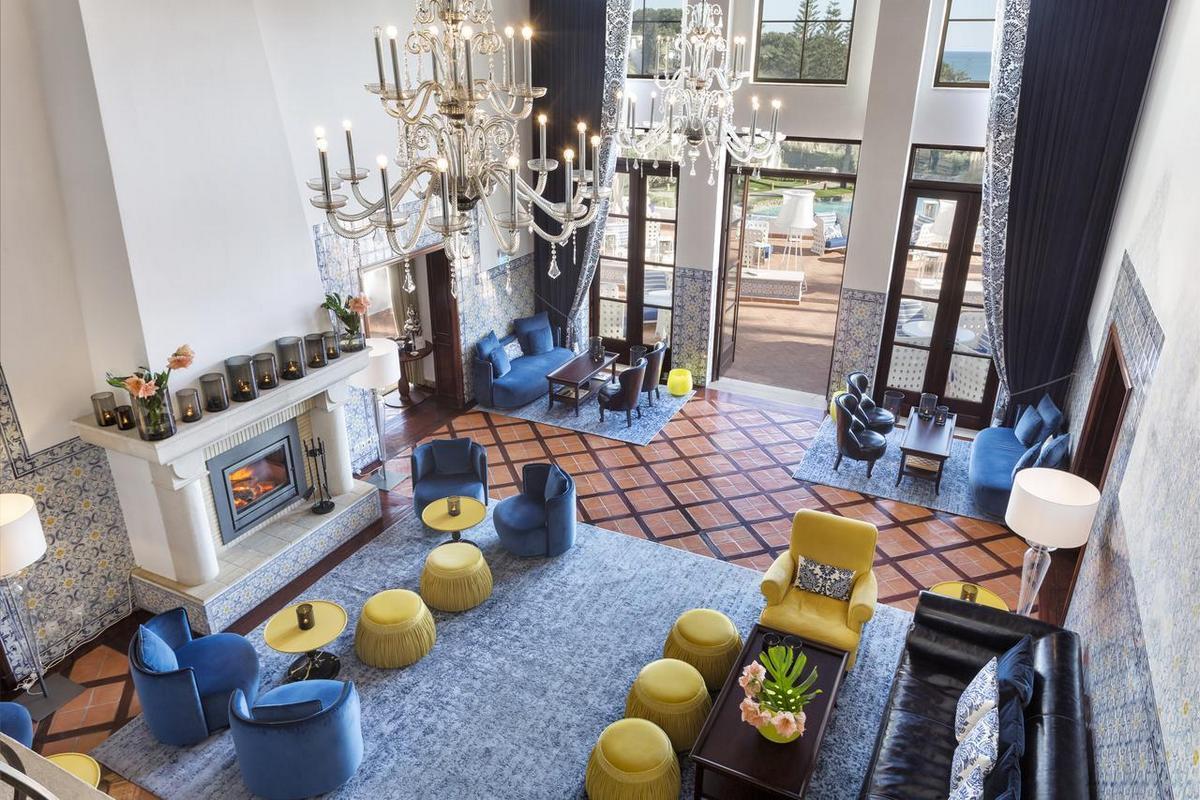 Vila Vita Parc Resort & Spa – Lobby