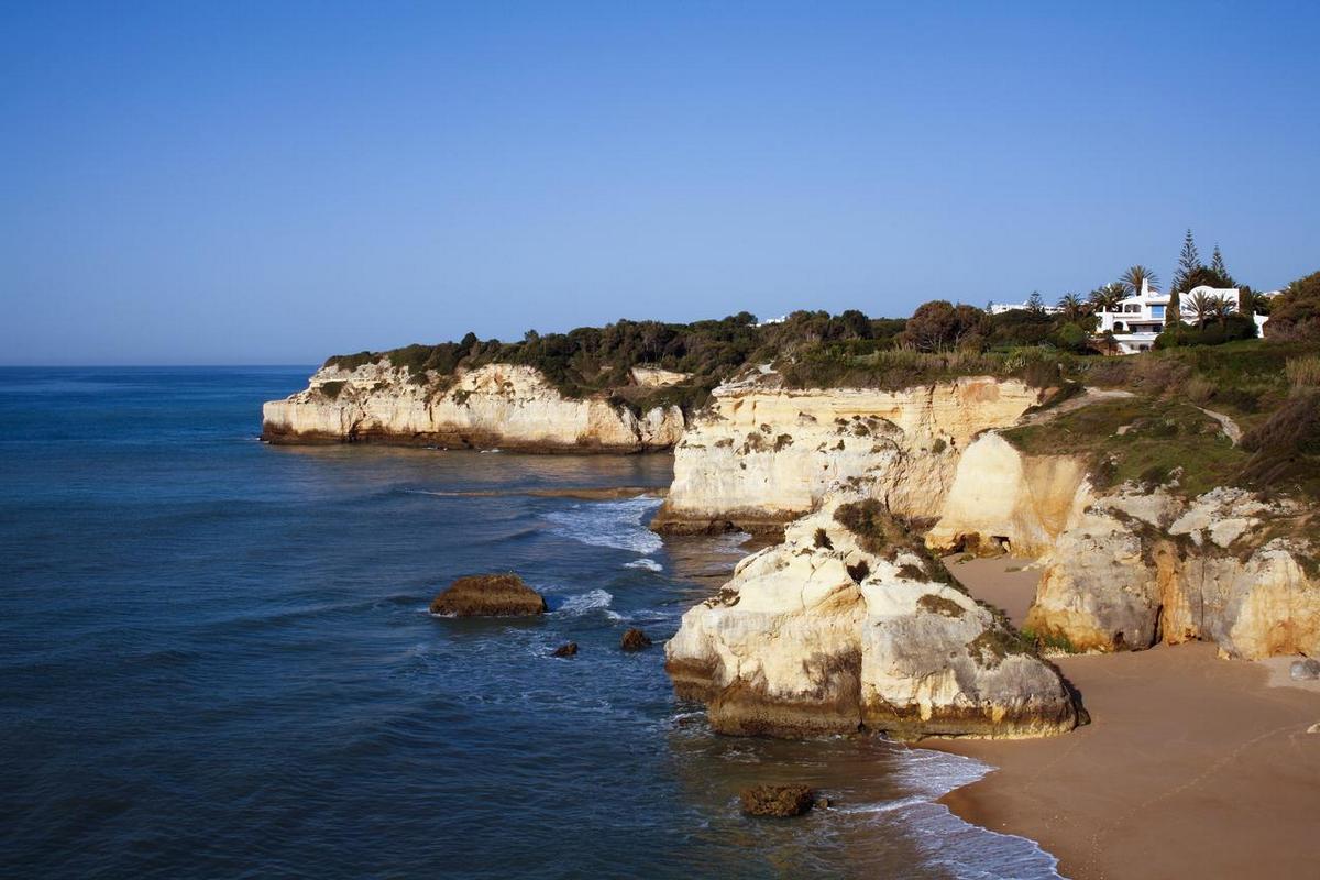 Vila Vita Parc Resort & Spa – Plaża