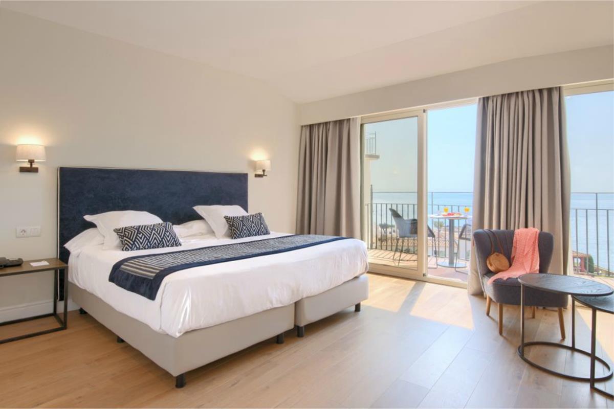 Aigua Blava – Sea View Room