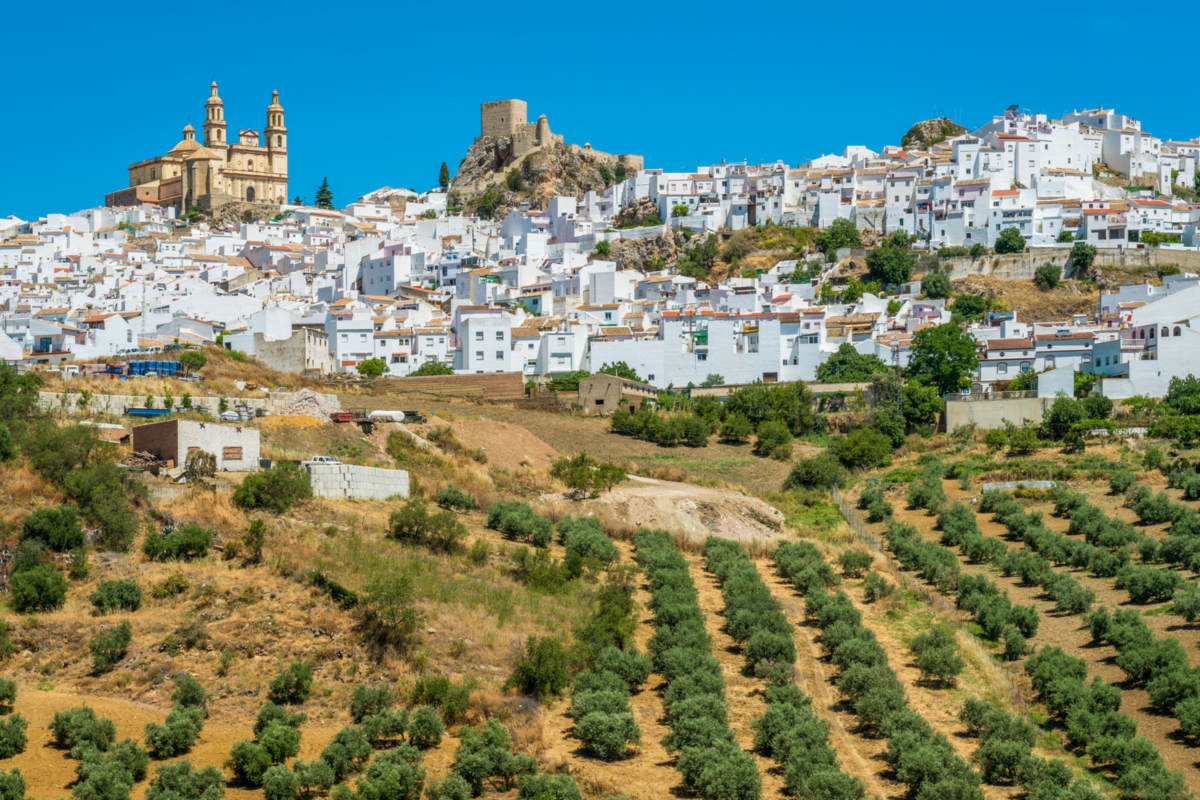 Andaluzja – Olvera