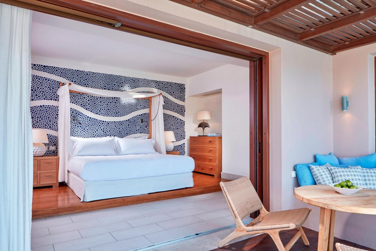 Blue Palace – Island Luxury Suite Sea View Private Heated Pool