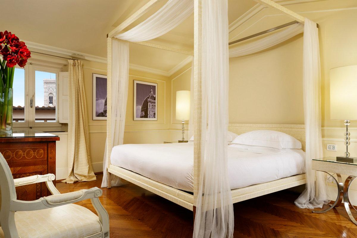Brunelleschi – Balcony Suite