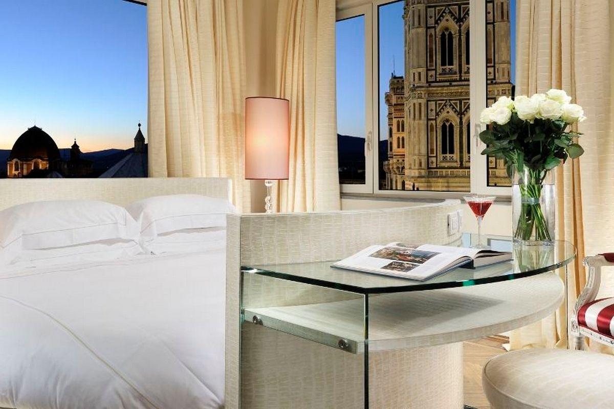 Brunelleschi – Deluxe Executive Panorama Room