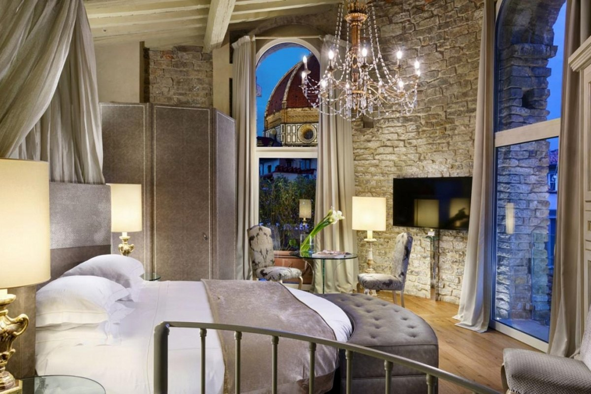 Brunelleschi – Pagliazza Tower Suite