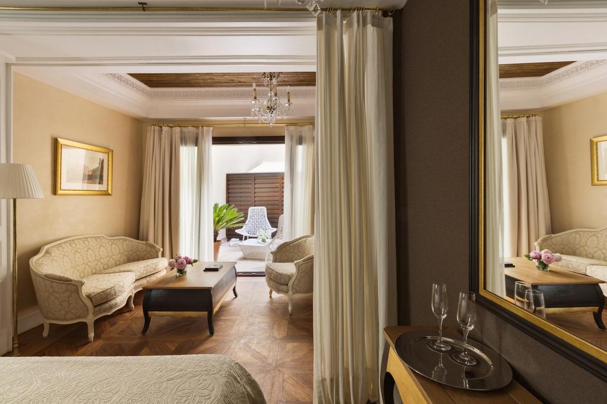 Casa 1800 Sevila – Junior Suite